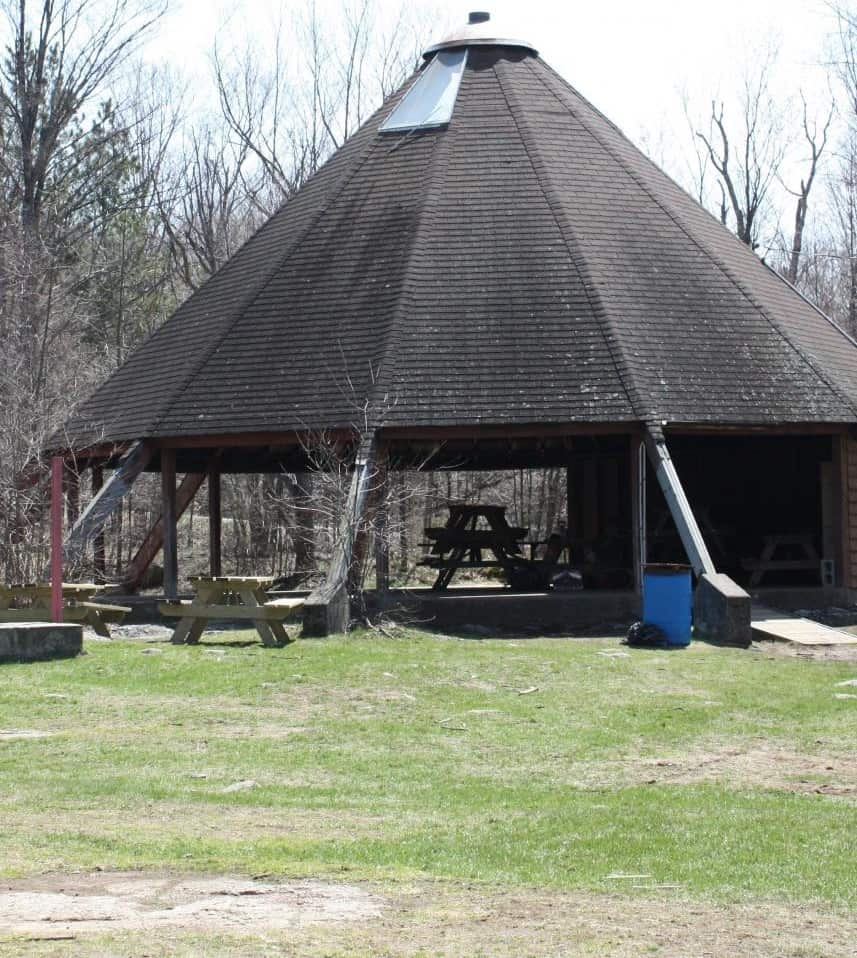 Our Teepee Chapel